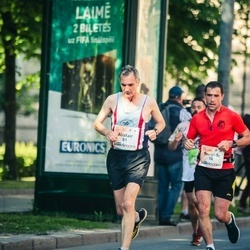 Lattelecom Riga Marathon - Savignac Jerôme (78), Alistair Chambers (81)