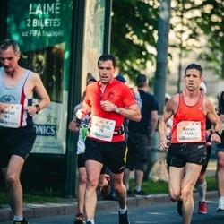 Lattelecom Riga Marathon - Savignac Jerôme (78), Alistair Chambers (81), Ronen Goldin (1604)