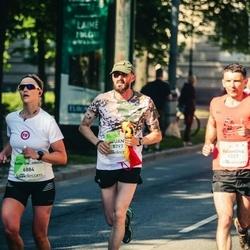 Lattelecom Riga Marathon - Valentīns Laskevičs (1057), Juan Luque Rivas (5797), Anne-Gwendolin Geismar (6884)