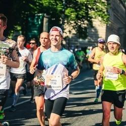 Lattelecom Riga Marathon - Evgeny Chernushkin (1532), Heinrihs Rozēns (1643), Toms Olands (1730)