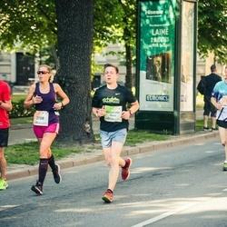 Lattelecom Riga Marathon - Almantas Apinys (2080), Romualda Kondratienė (2108)