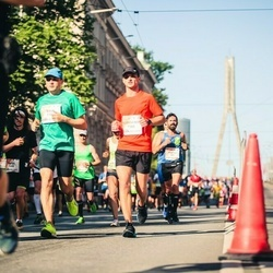 Lattelecom Riga Marathon - Vitali Rabtsau (1185), Aliaksandr Grachulin (1388)