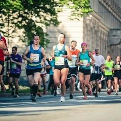 Lattelecom Riga Marathon - Arne Ūdris (388), Anna Trofimtseva (5463)
