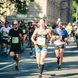 Lattelecom Riga Marathon - Vladimir Frolov (1691), Aigars Lauzis (7599)