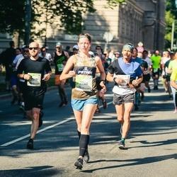 Lattelecom Riga Marathon - Vladimir Frolov (1691), Aigars Lauzis (7599), Agate Kristapsone (7766)