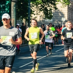Lattelecom Riga Marathon - Ēriks Cērpe (3329), Toms Olups (7515)