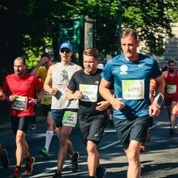 Lattelecom Riga Marathon - Agris Meilerts (5080), Mārtiņš Grīnbergs (7547)