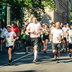Lattelecom Riga Marathon - Alvis Vītols (1126), Alejandro Borja Muriel Cuesta (5784), Michael Taube (7444), Jānis Seglickis (7542)