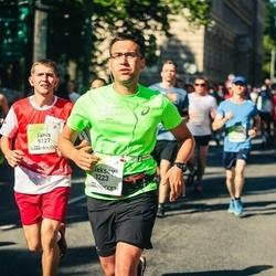 Lattelecom Riga Marathon - Aleksey Novikov (3223), Jānis Verpels (5127)