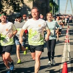 Lattelecom Riga Marathon - Anna Aleksandrova (8086), Jānis Biernis (8094)