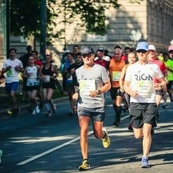 Lattelecom Riga Marathon - Raimo Hemmilä (6999), Erkki Hekkala (7004), Ilze Megne (7300)