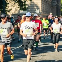Lattelecom Riga Marathon - Raimo Hemmilä (6999), Erkki Hekkala (7004)