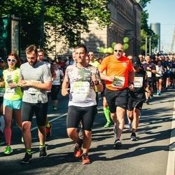Lattelecom Riga Marathon - Francisco Jose Iglesias Valcuende (5755), Kaspars Šemelis (6693)