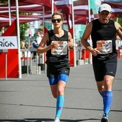 Lattelecom Riga Marathon - Anna Bobrova (1263)