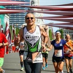 Lattelecom Riga Marathon - Alfred Krause (1972)