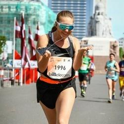Lattelecom Riga Marathon - Anna Sorokina (1996)