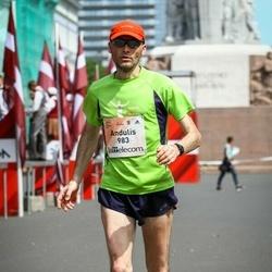 Lattelecom Riga Marathon - Andulis Šmidlers (983)