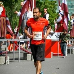 Lattelecom Riga Marathon - Abuzer Yakaryilmaz (636)