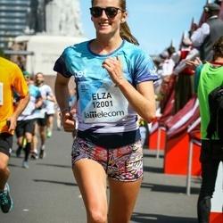 Lattelecom Riga Marathon - Elza Kronberga (12001)