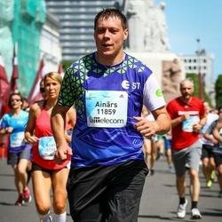 Lattelecom Riga Marathon - Ainārs Nahodkins (11859)