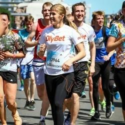 Lattelecom Riga Marathon - Anita Mežviete (13964)