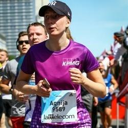 Lattelecom Riga Marathon - Agnija Libeka (9589)