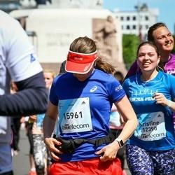 Lattelecom Riga Marathon - Anastasia Ramenskaya (15961)