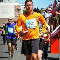 Lattelecom Riga Marathon - Aleksis Korejevs (12694)