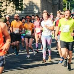 Lattelecom Riga Marathon - Jānis Jekševics (1478), Aija Jekševica (8376)