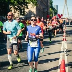 Lattelecom Riga Marathon - Alexander Zubarev (3124), Laura Pikajago (3599)