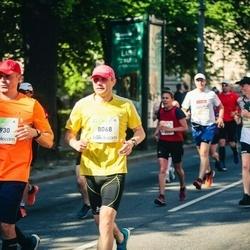 Lattelecom Riga Marathon - Mārtiņš Šveide (7930), Agris Kalniņš (8068)