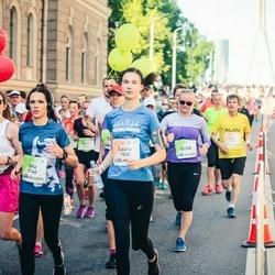 Lattelecom Riga Marathon - Dita Voronova (3140), Ene Krinpus (8268)