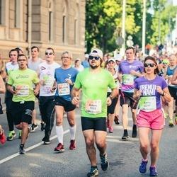 Lattelecom Riga Marathon - Adam Roman (1033), Philippe Bas (1485)