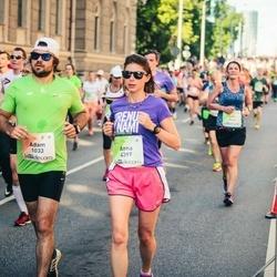 Lattelecom Riga Marathon - Adam Roman (1033), Anna Rojek (4399)