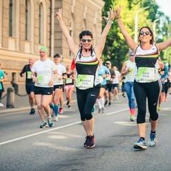 Lattelecom Riga Marathon - Bareket Aksenfeld (4045), Gilat Ben Abu (5636)