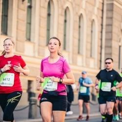 Lattelecom Riga Marathon - Anna Witt (4697), Ilze Deruma (6612)