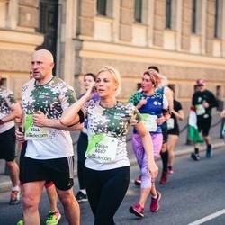 Lattelecom Riga Marathon - Ēriks Veldre (6066), Daiga Veldre (6067)