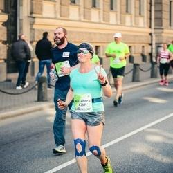 Lattelecom Riga Marathon - Alexandra Aminova (4369), Huw Wakeling (4787)