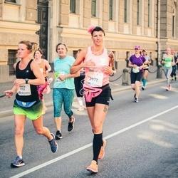 Lattelecom Riga Marathon - Anita Jēkabsone (1701), Linda Ancāne (2072)
