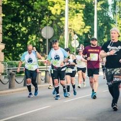 Lattelecom Riga Marathon - Mark Quinn (3612), Eitan Yeger (5676), Alon Yeger (5677)