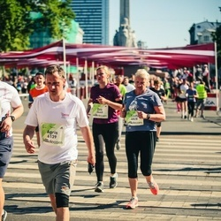 Lattelecom Riga Marathon - Trudy Blackburn (4828), Agris Grīnis (6139)