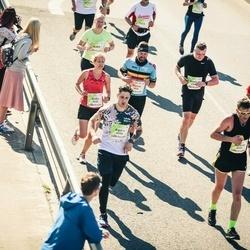 Lattelecom Riga Marathon - Steven Delmotte (825), Sonata Gendvilaite (3944), Nicola Lutz Müller (5342), Aigars Čodars (6006)