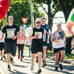Lattelecom Riga Marathon - Benigno Jesus Martinez Morales (1619), Gintars Bremšmits (3331)