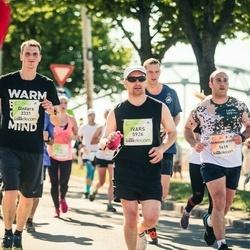 Lattelecom Riga Marathon - Benigno Jesus Martinez Morales (1619), Gintars Bremšmits (3331), Ivars Dāvidsons (5926)