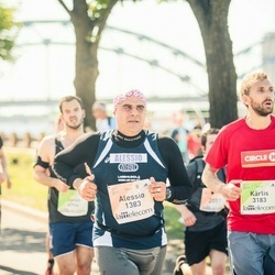 Lattelecom Riga Marathon - Alessio Panelli (1383), Kārlis Vidass (3183)