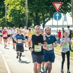 Lattelecom Riga Marathon - Aigars Brūveris (6861), Kristaps Danevičs (7763)