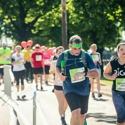 Lattelecom Riga Marathon - Agnieszka Kolenda (3909), Eli Hershkovitz (4922)