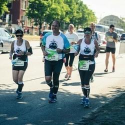 Lattelecom Riga Marathon - Claudia Shenshakir (5656), Yael Hoffen (5664), Alon Yeger (5677)