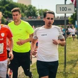 Lattelecom Riga Marathon - Floris Kant (9918), Rik Vos (15514)