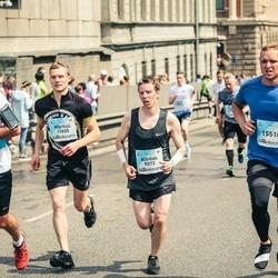 Lattelecom Riga Marathon - Alfrēds Radvils (9073), Gatis Feldmanis (15518)
